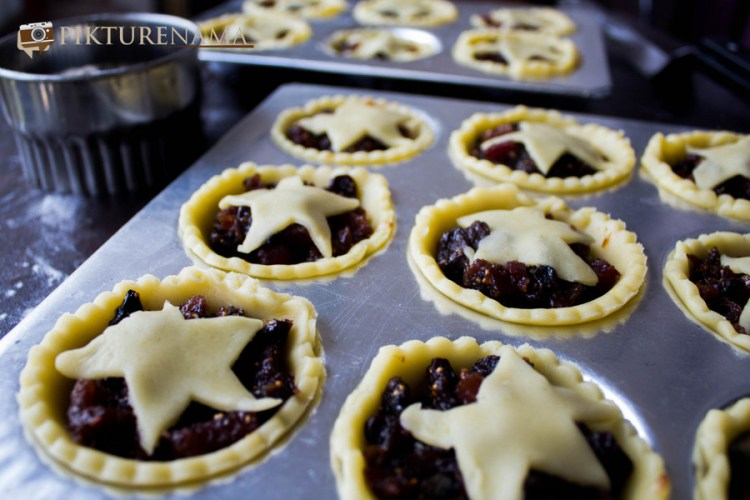 Mince Pie with Borosil OTG