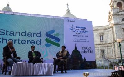 Tata Steel Kolkata Literary Meet 2016 – Nation at Play
