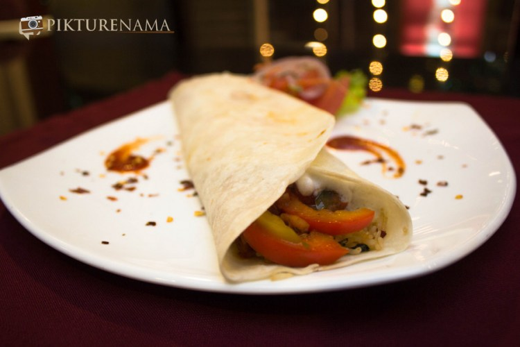 Burritos in Mexo Italiana food by Casa Kitchen