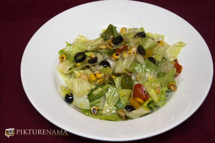 Brilled COrn Salad Mexo_Italiana_food_by_Casa_KitchenMexo Italiana food by Casa Kitchen