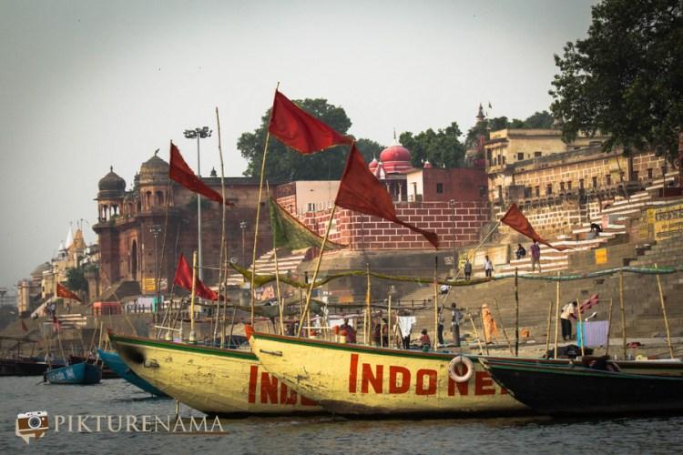 Varanasi Ghats Benaras Ghats in Morning 17