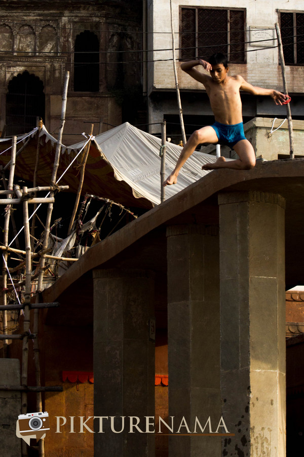 Varanasi Ghats Benaras Ghats in Morning 25