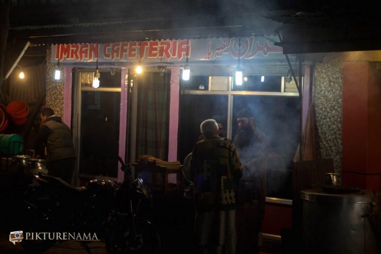 Khayyam Chowk Srinagar Imran Cafeteria