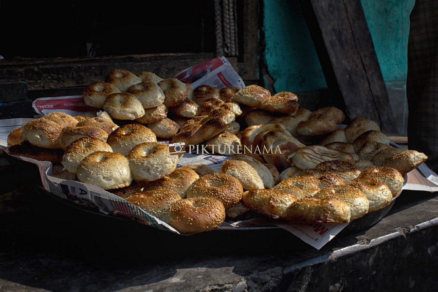 Kashmir home bakery the delicious breads