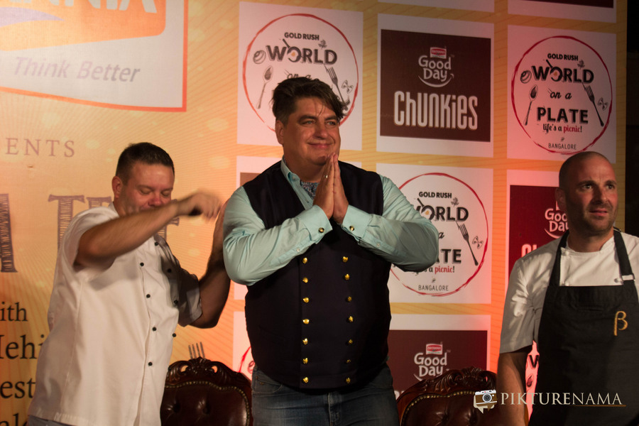 Welcome to Rendezvous with Masterchef Australia Judges