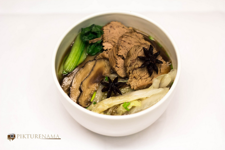 Vietnamese Hanoi rice noodles at Asian Noodles festival at The Zen Park Hotels Kolkata