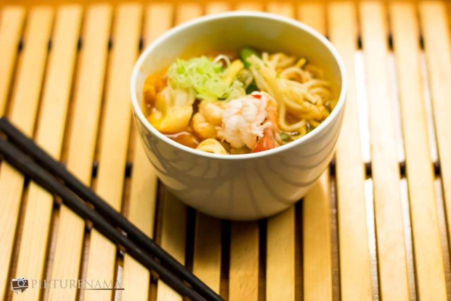 Japanese Nagasaki Champon Asian Noodles festival at The Zen Park Hotels Kolkata