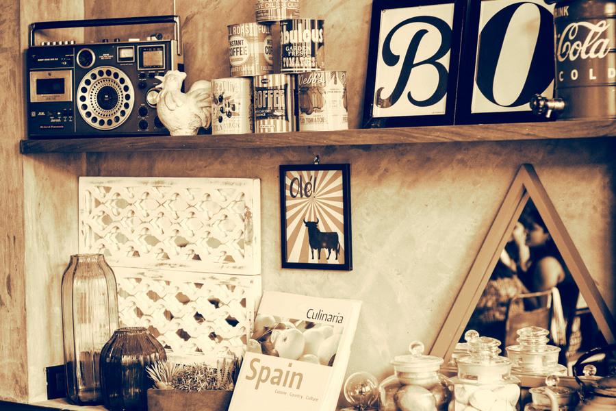 Bodega Cantina Y Bar Interiors - 1