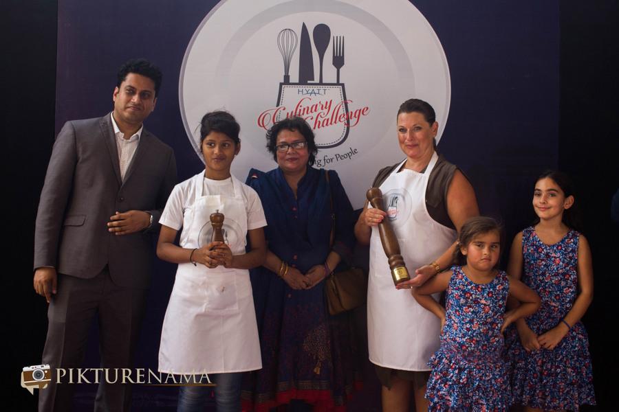 Hyatt Culinary challenge 2016 at Hyatt Regency Kolkata