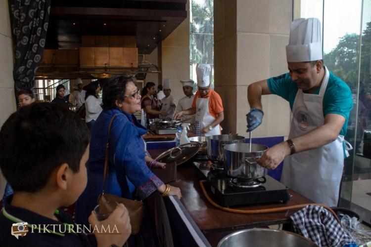 11 Hyatt Regency Kolkata culinary challenge