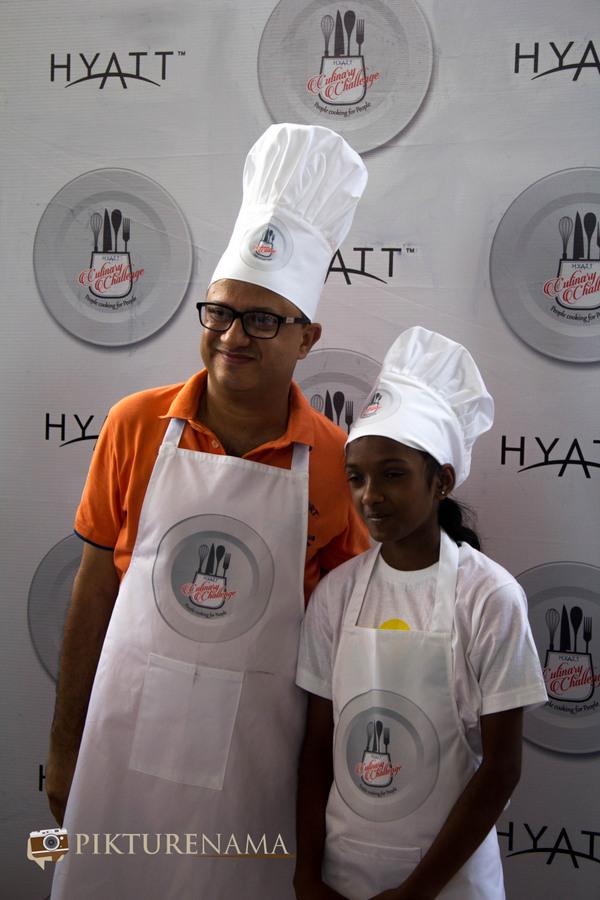 3 Hyatt Regency Kolkata culinary challenge