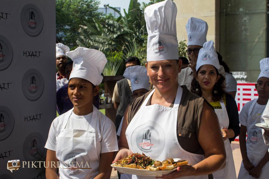 34 Hyatt Regency Kolkata culinary challenge