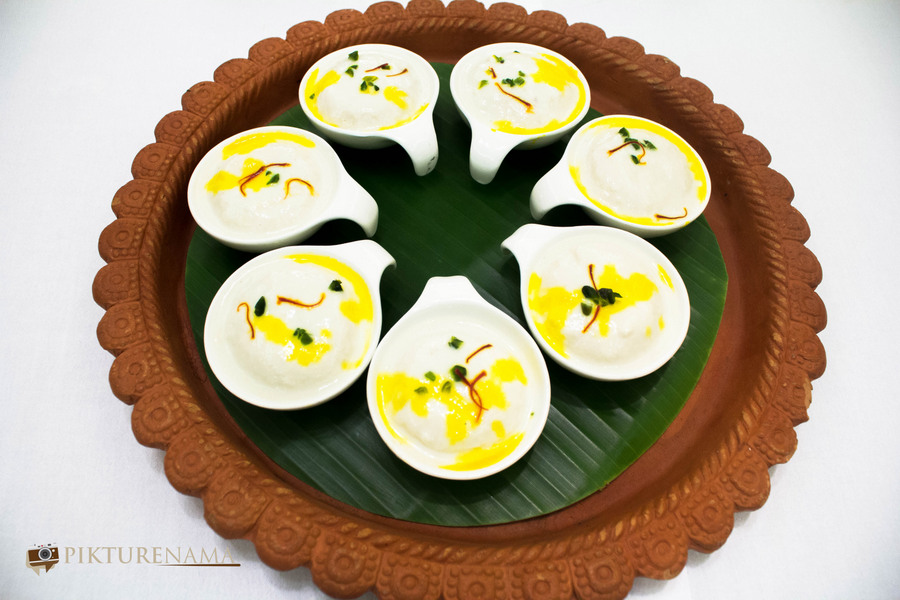 mishti at Oberoi Grand Kolkata Pujor Menu