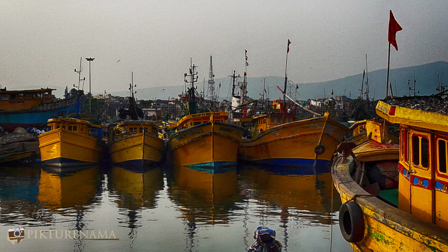 Vizag fishing harbour 5