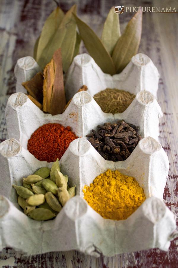 Mangshor Jhol Spices 2