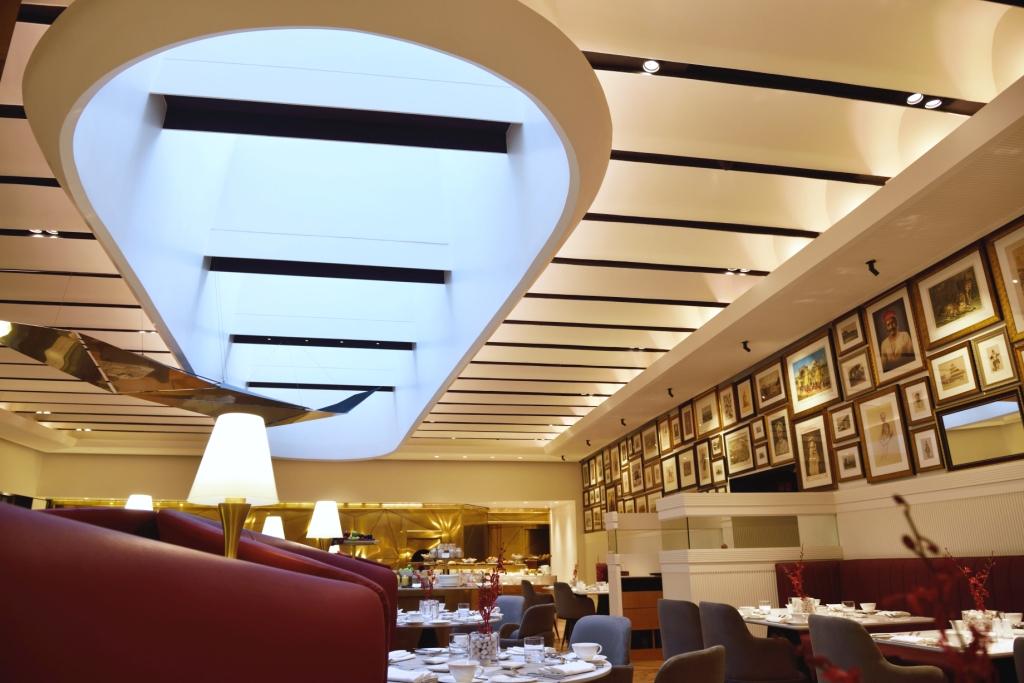 Threesixtythree degrees Oberoi Grand KOlkata Interiors 3