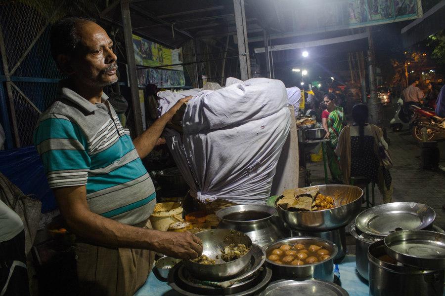 Best Kolkata Phuchka Shankar Pandit