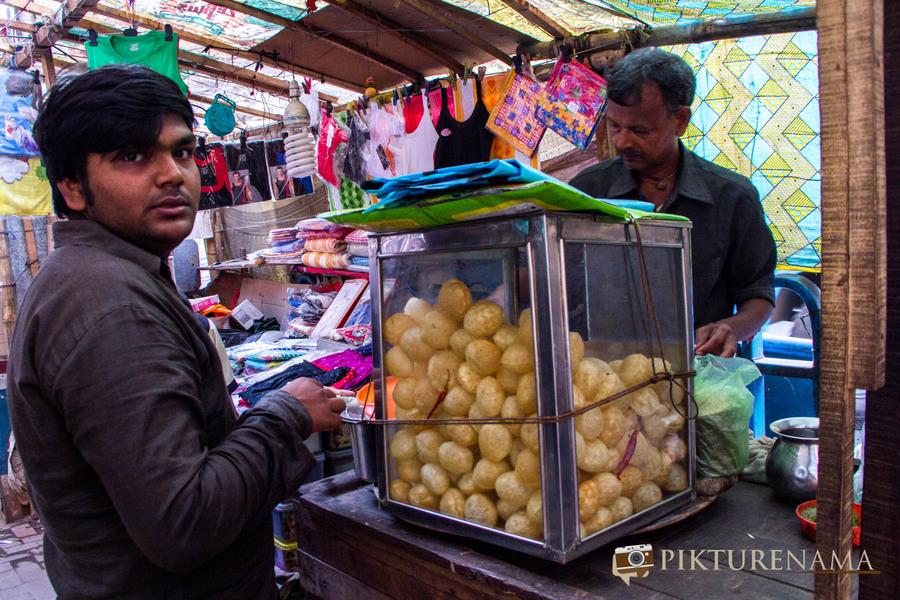 Best Kolkata Phuchka central Kolkata