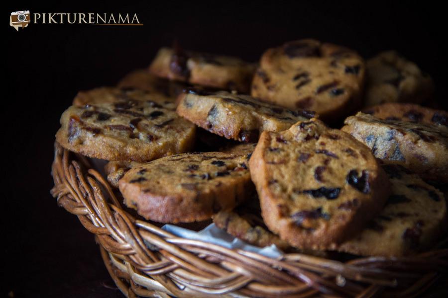 Rich fruit cookies 5