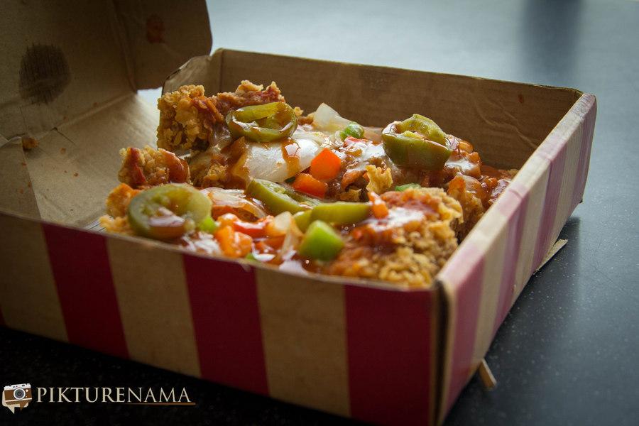KFC Chilli Chizza 6