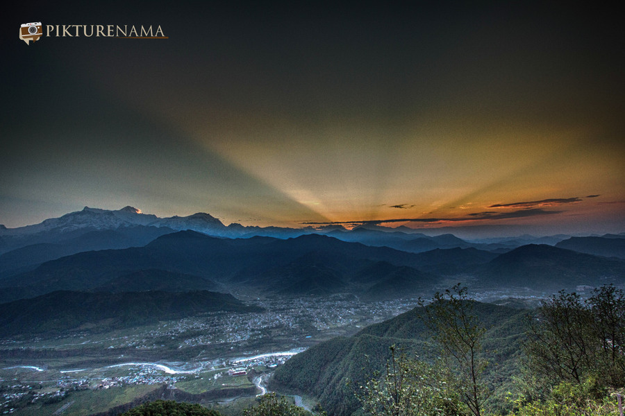 sarangkot sunrise 6