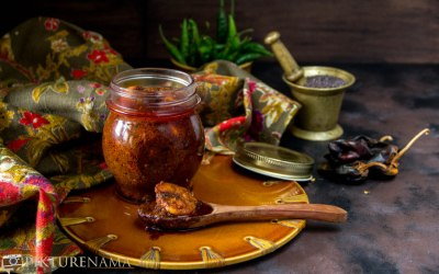 Prawn pickle recipe for the love of the pickles