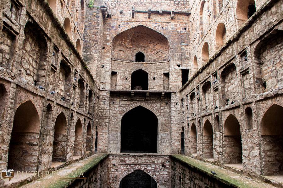 Pictures of Agrasen ki Baoli 21