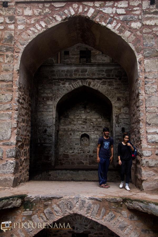 Pictures of Agrasen ki Baoli 24