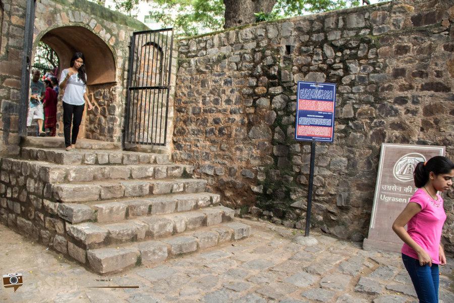 Pictures of Agrasen ki Baoli 14