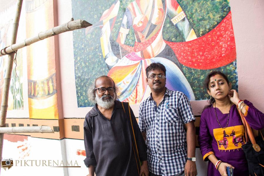 Kolkata Street Art festival 15