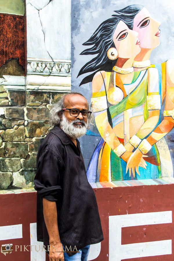Kolkata Street Art festival 7