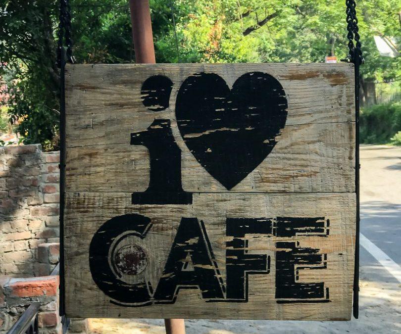 iHeart cafe Himalayas Bhimtal
