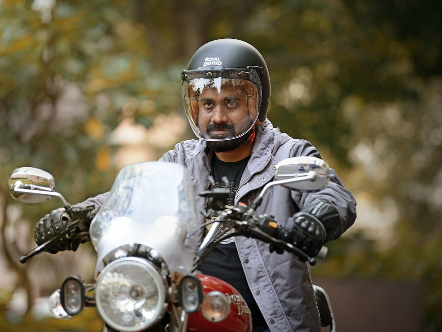 Royal Enfield Biking gear can soon take me to that biking trip to Ladakh