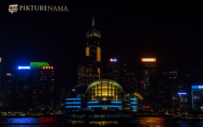 Sunset cruise Hong Kong its a festival of lights every night