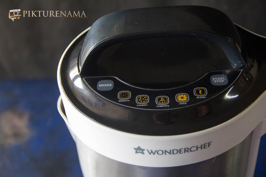 Wonderchef Automatic Soup maker 1