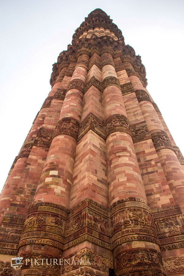 Qutub Minar and Qutub complex 37