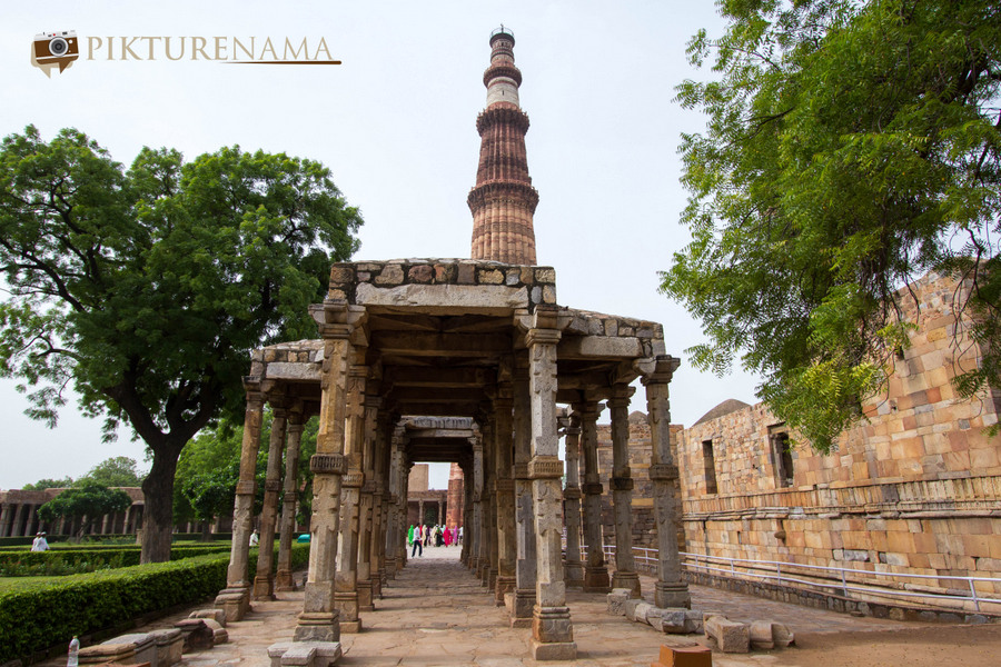 Qutub Minar and Qutub complex- 5