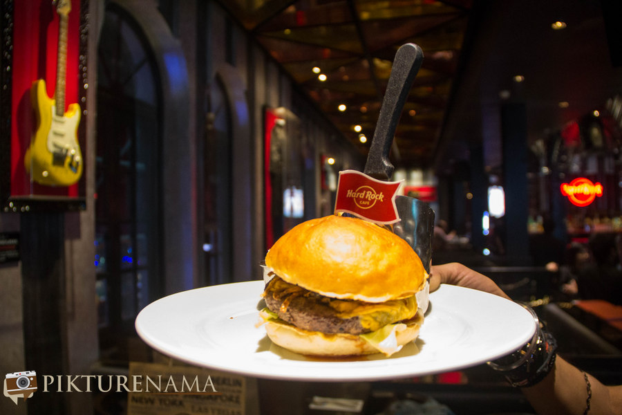 Hard Rock cafe Kolkata – Love all Serve All