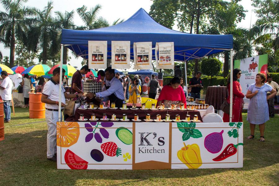 kolkata market by Karen Anand 2