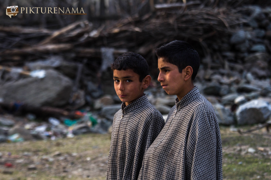 Faces of Kashmir Srinagar 35