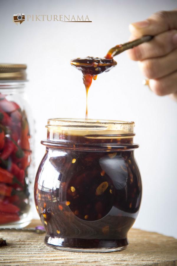 Thai chili caramel - 1