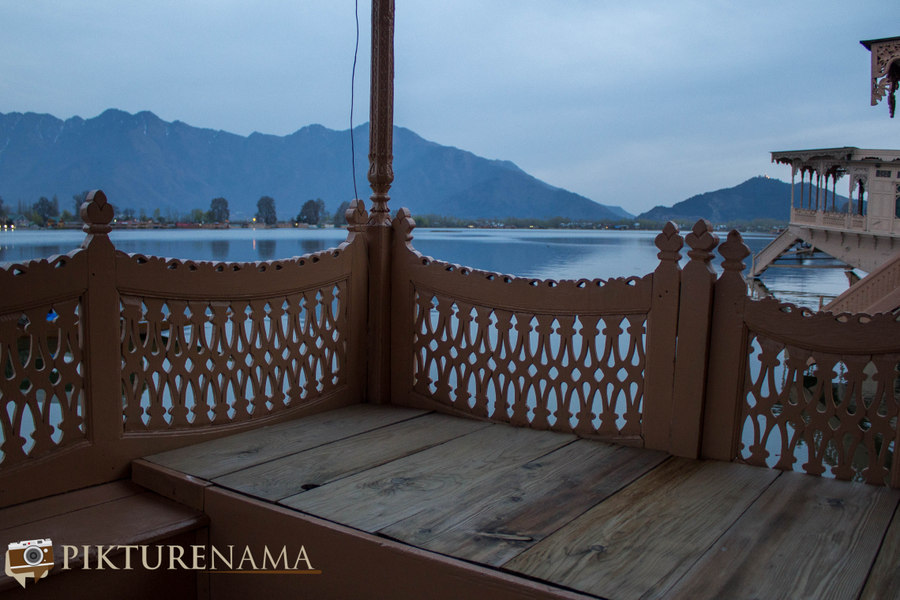 Kashmir Houseboat - 14