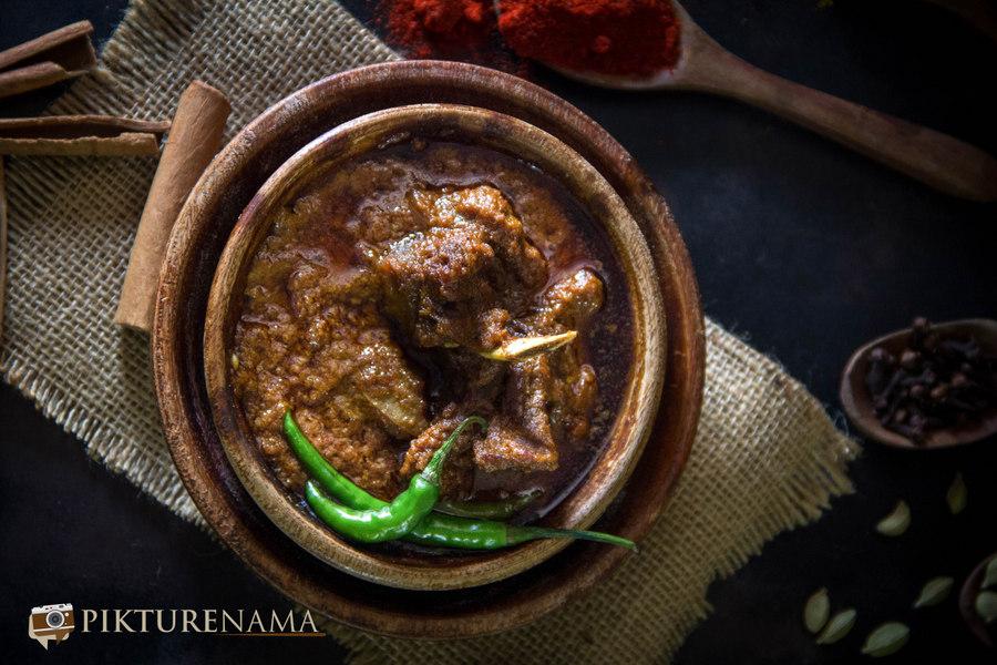 Mutton Korma - 4