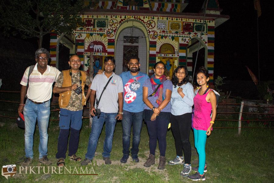 Bloggers bus to Uttarakhand 9