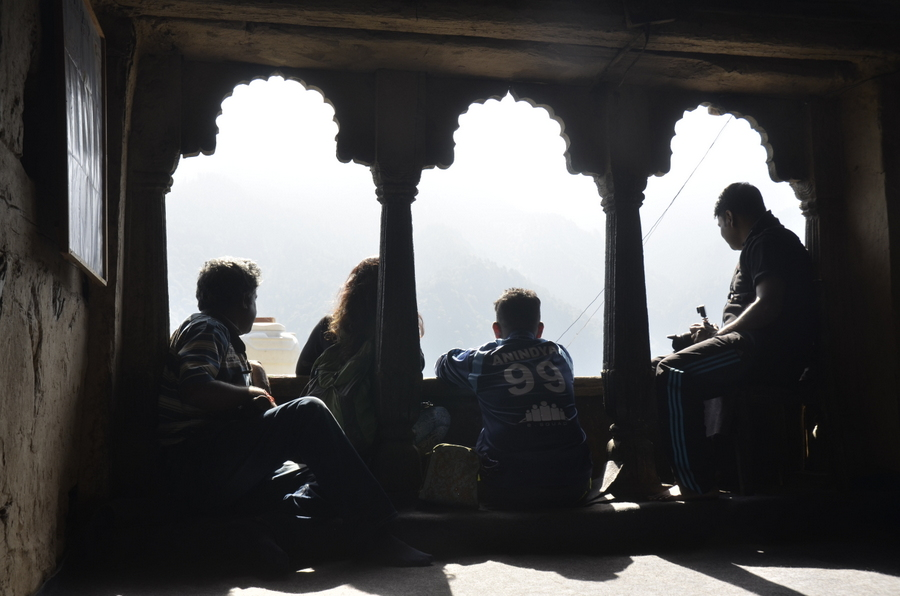 Bloggers bus to Uttarakhand 3