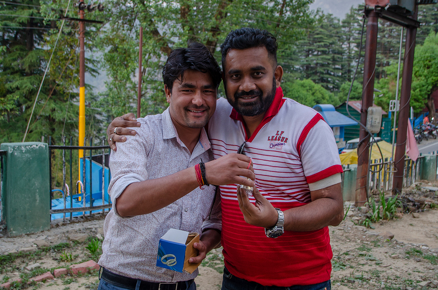 Bloggers bus to Uttarakhand 30