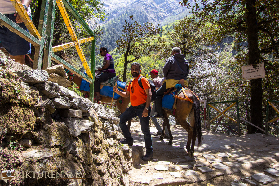 Yamunotri trek and the life lessons reinforced