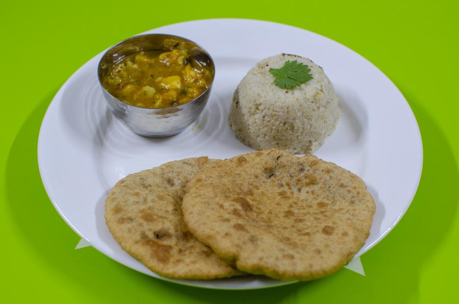 My Garhwali food sojourn Syanachatti - 1