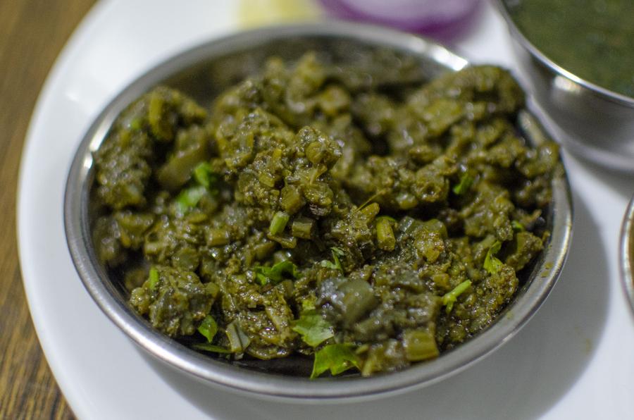 My Garhwali food sojourn kafuli