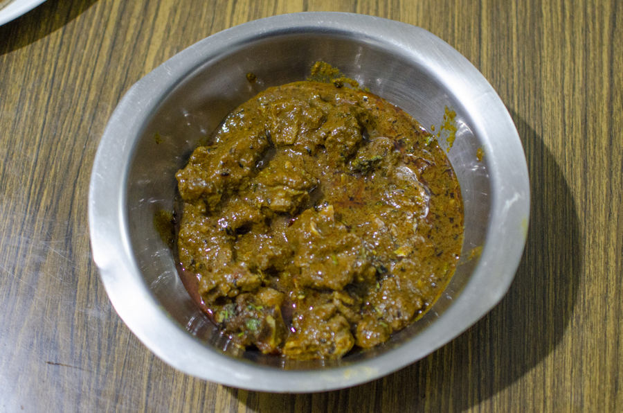 My Garhwali food sojourn bhuna mutton